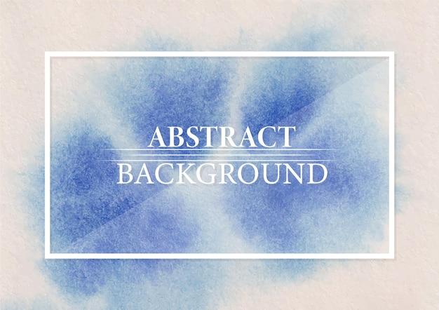 Abstrato cobalt blue hue color moderno e elegante design de fundo