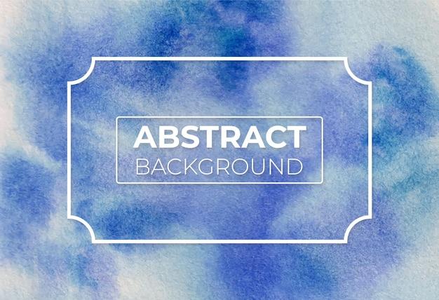 Abstrato cobalt blue hue e prussian blu color design moderno e elegante fundo