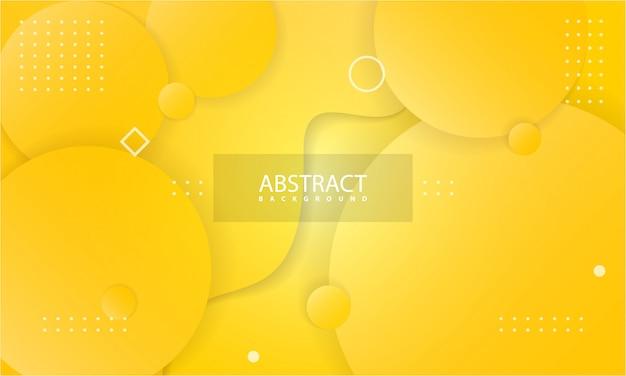 Abstrato com cor amarela