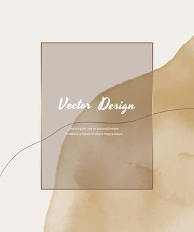 Abstrato com design de formas nuas. arte de parede para impressão, impressão de arte neutra de meados do século, decoração boho, impressão moderna escandinava
