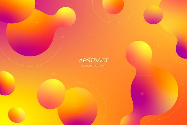 Abstrato com formas