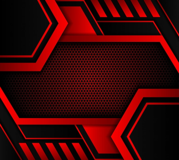 Abstrato com padrão geométrico