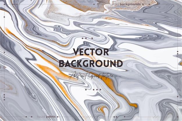 Abstrato de arte de resina brilhante. superfície de mármore multicolor, textura de pedra mineral.