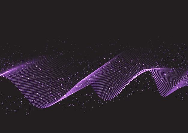 Abstrato de pontos fluidos