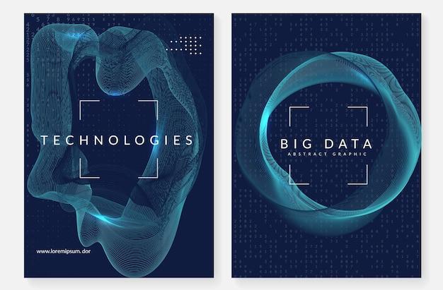 Abstrato de tecnologia digital. inteligência artificial,
