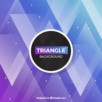 Abstrato de triângulo