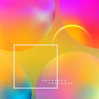 Abstrato. desenho geométrico mínimo.