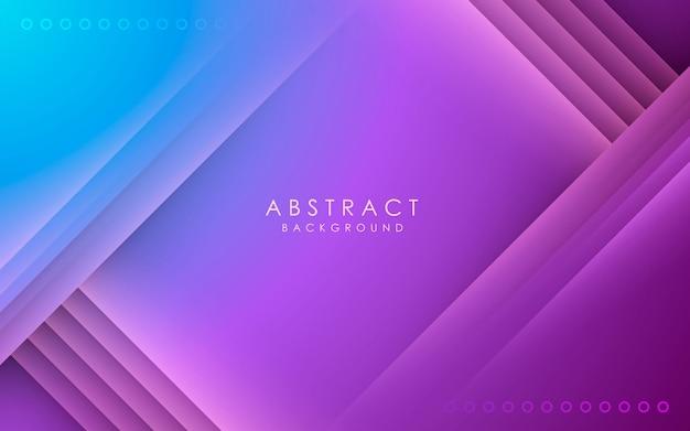 Abstrato. design moderno de cores gradientes