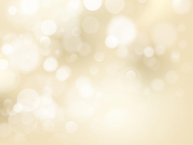 Abstrato dourado.