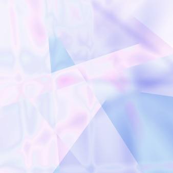 Abstrato em cores de néon pastel