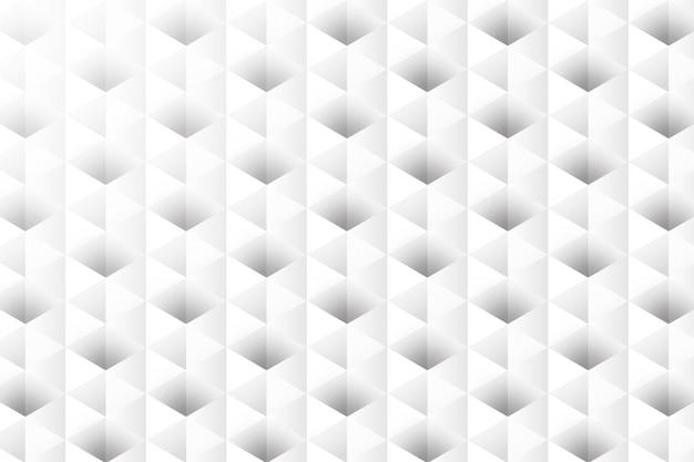 Abstrato em estilo de papel 3d