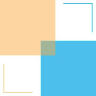 Abstrato, formas, champanhe, ilustração em vetor papel de parede azul bebê