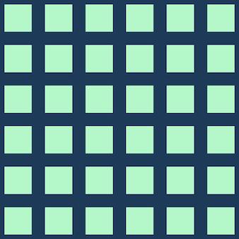 Abstrato, formas, hortelã, ilustração vetorial de fundo de papel de parede azul escuro