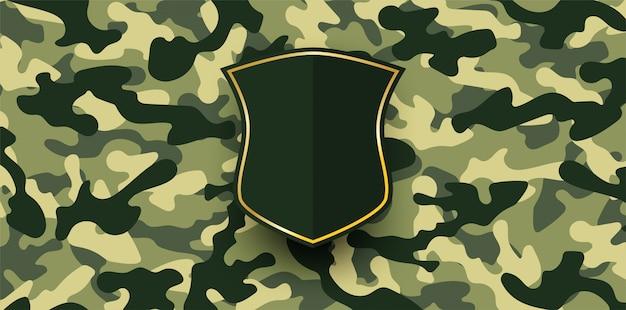 Abstrato. fundo de camuflagem do exército.
