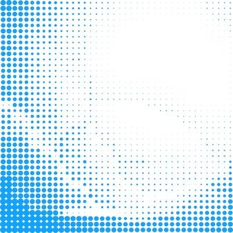 Abstrato, fundo de meio-tom azul