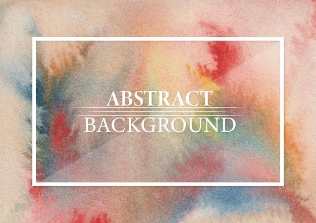 Abstrato gamboge hue e vermilion hue etc color design moderno e elegante de fundo