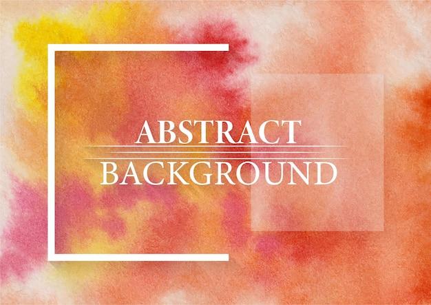 Abstrato gamboge hue vermilion hue e crimson lake color design moderno e elegante fundo