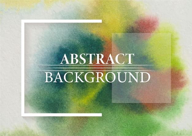 Abstrato gamboge hueviridian hue e vermilion hue color fundo de design moderno e elegante