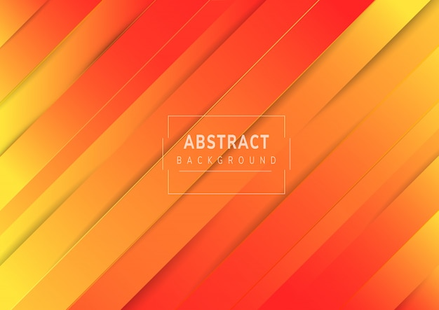 Abstrato geométrico mínimo com cores de gradiente.