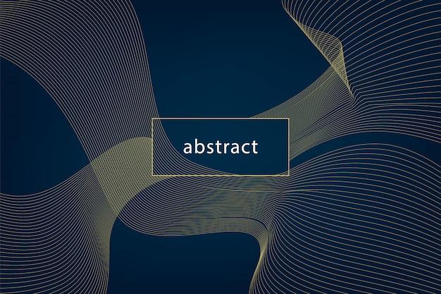 Abstrato geométrico mínimo.