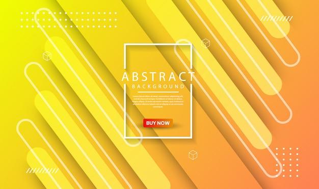 Abstrato geométrico moderno com gradiente dinâmico