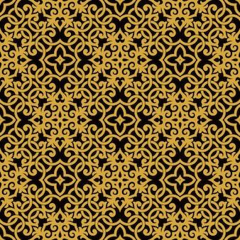 Abstrato geométrico padrão sem emenda