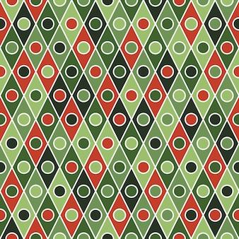 Abstrato geométrico padrão sem emenda.