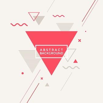 Abstrato geométrico.