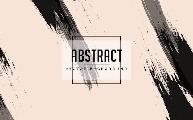 Abstrato grunge preto e ouro e branco cor moderna
