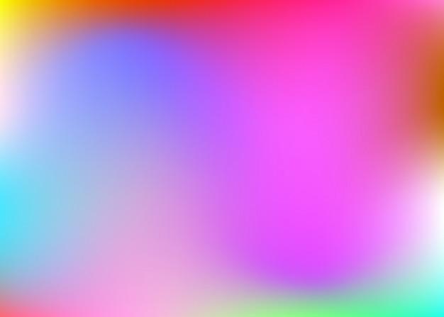 Abstrato holográfico.