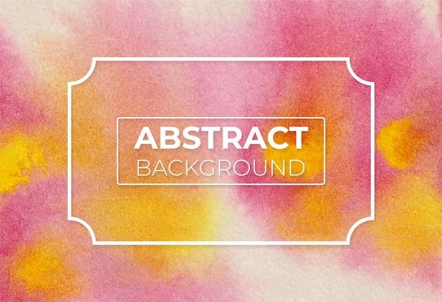 Abstrato lago crimson e gamboge hue color design moderno e elegante fundo