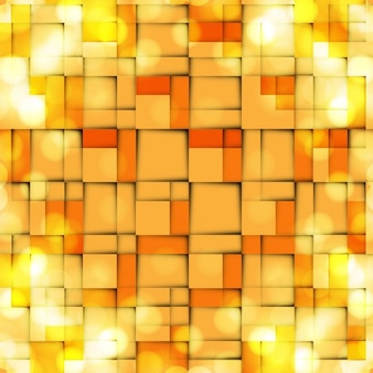 Abstrato laranja brilhante fundo