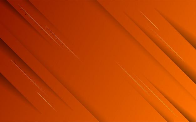 Abstrato laranja gradiente geométrico luz de fundo com efeito de arranhões