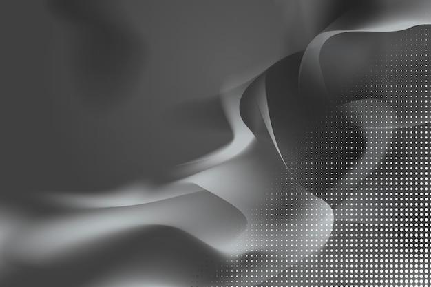 Abstrato ondulado