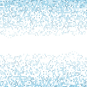 Abstrato pixelizada