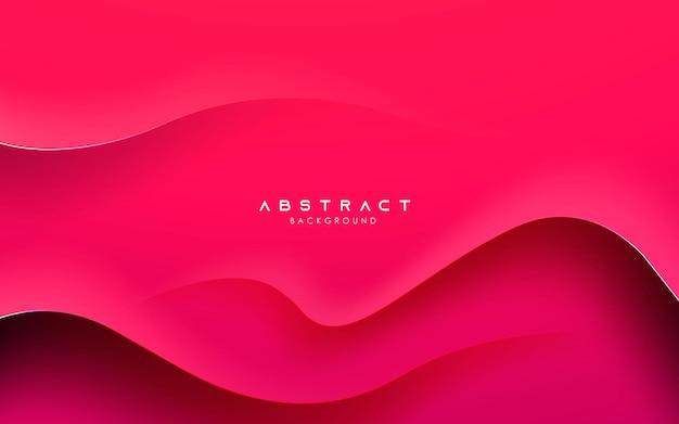 Abstrato roxo cor gradiente elegante fundo ondulado