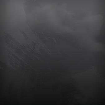 Abstrato sujo quadro negro