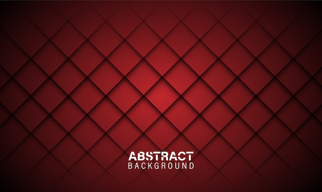 Abstrato vermelho escuro