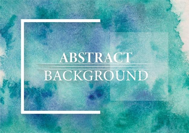 Abstrato viridian hue e cobalt blue hue color fundo de design moderno e elegante