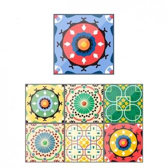 Abstratos decoratives fundos