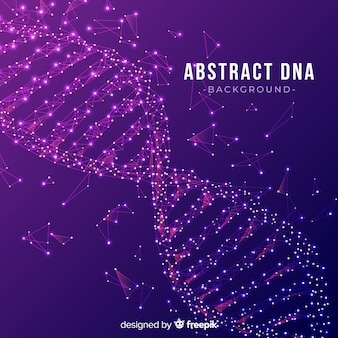 Abstratos, dna, fundo
