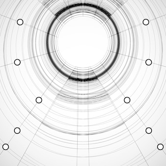 Abstratos, tecnologia, fundo
