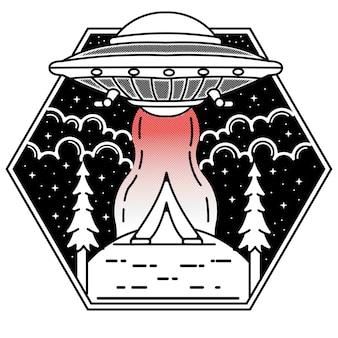 Acampamento ufo