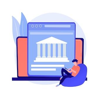 Acesso a dados bancários abertos. serviços financeiros, desenvolvimento de aplicativos de pagamento móvel, tecnologia api. desenvolvedores da web projetando plataformas bancárias.
