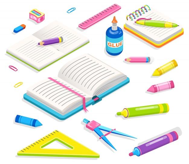 Acessório de escritório, material escolar, chancelaria