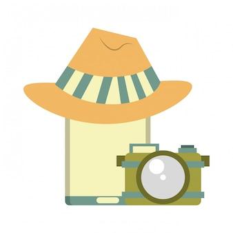 Acessórios para turismo e férias