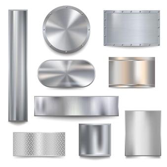 Aço texturizado para molduras