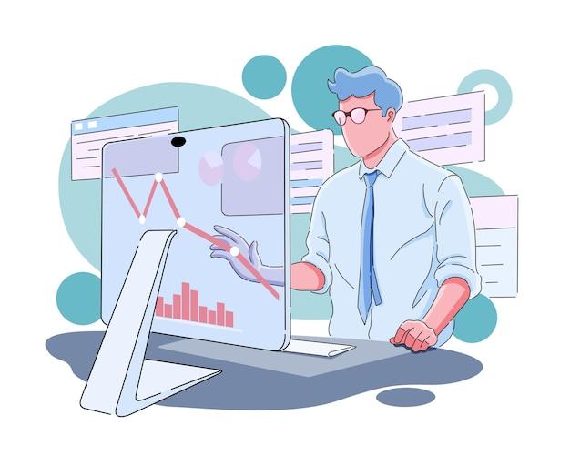 Acompanhar o progresso e as melhorias dos negócios
