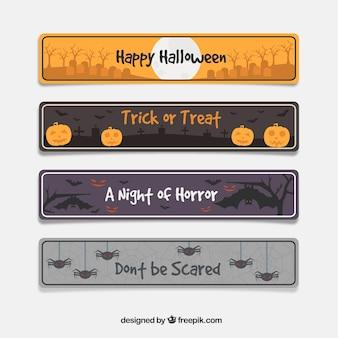 Adesivos decorativos para comemorar o dia das bruxas