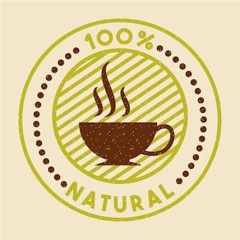Adoçante natural de café stevia